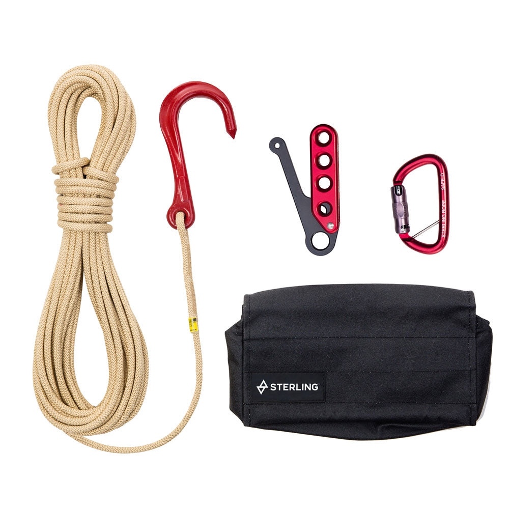 Sterling Fire Fighter F4 Escape kits & Systems