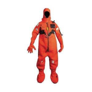 Mustang Neoprene Cold Water Immersion Suit with Harness - Adult Universal