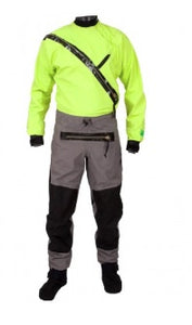 Kokatat Gore-Tex Front Entry Dry Suit with releif zip - Men