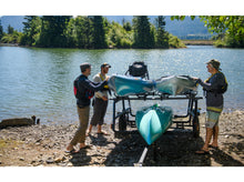 Load image into Gallery viewer, Yakima Big Catch Heavy Kayak Carrier
