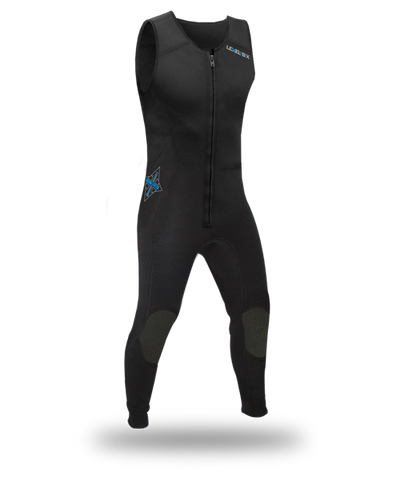 Level Six Farmer John Sleeveless Neoprene Wetsuit