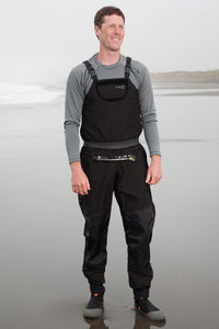 Whirlpool Gore-Tex Bib with Relief Zip and Socks