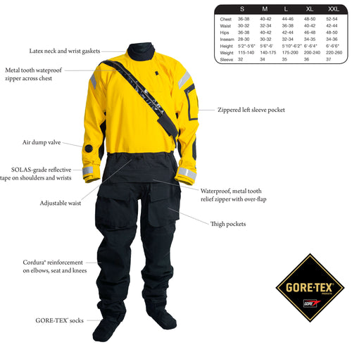 Kokatat Search and Rescue Drysuit