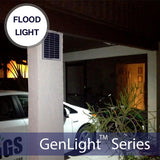 Solar Sign & Flood Light with 150 Watt Output / 3 Year Warranty
