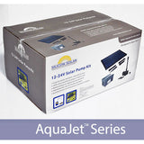 Solar Water Fountain Pump with Battery Backup 24V – AquaJet Pro Kit
