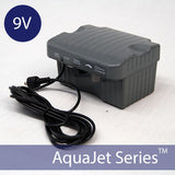 Solar Water Fountain Pump with Battery Backup 9V – AquaJet Pro Kit