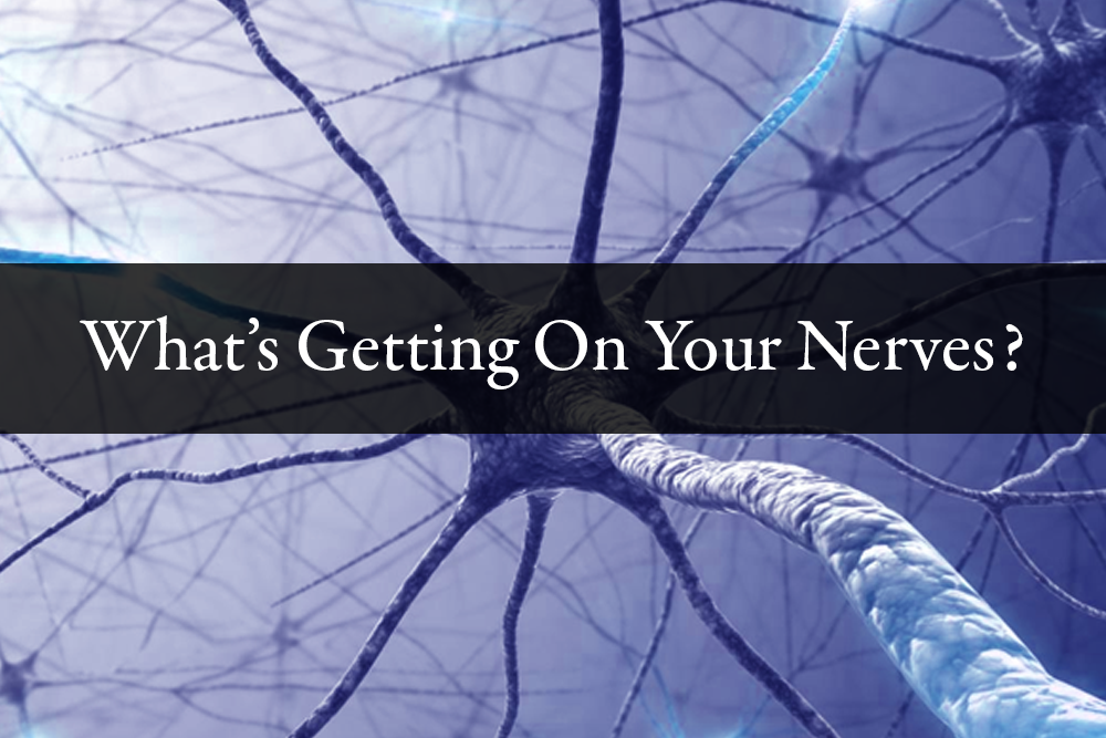 Discover the Secret to Keeping Your Nerves Healthy for the Long Haul