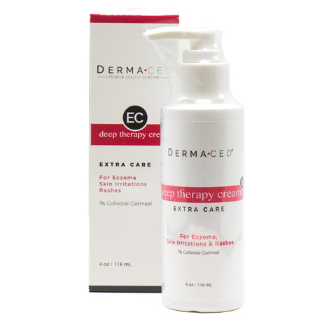 Dermaced Deep Therapy Cream Extra Care - Fast Skin Support