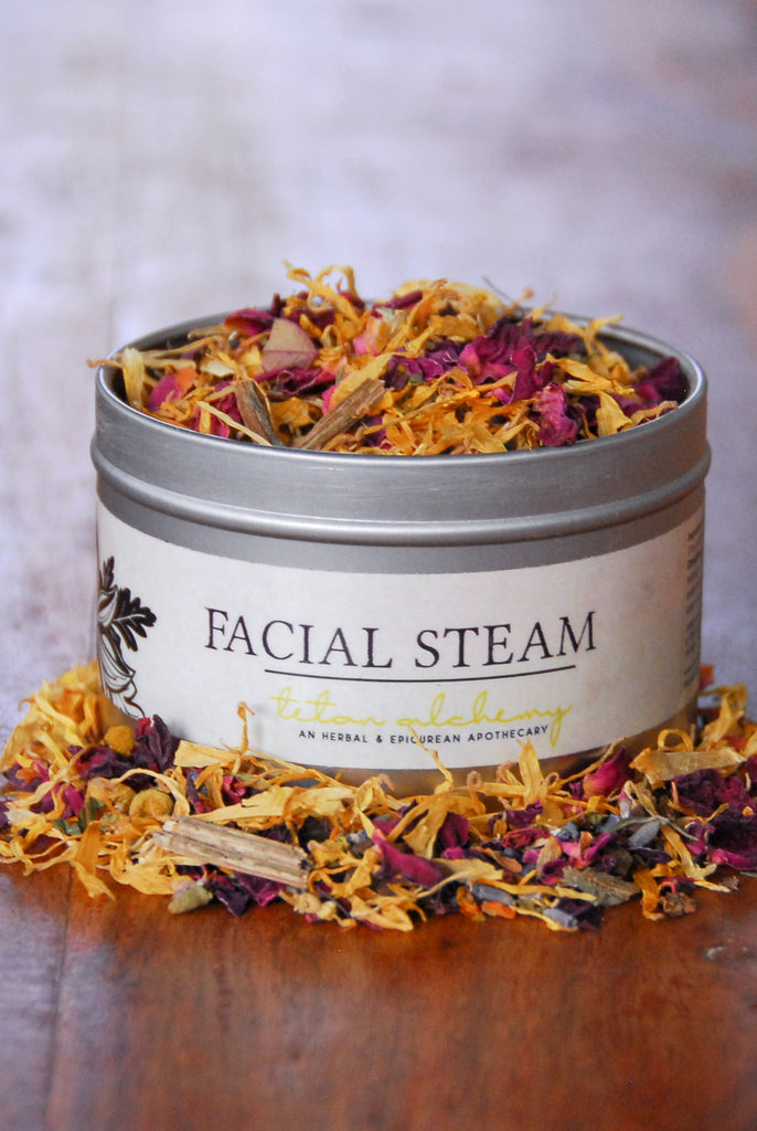 Facial Steam Tea