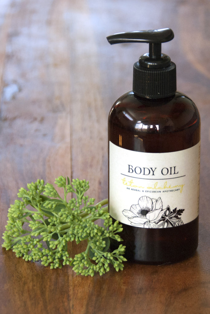 Body Oil, 8 Fl. Oz.