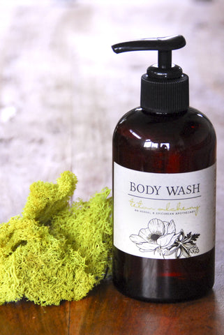 Body Wash, 8 Fl. Oz.