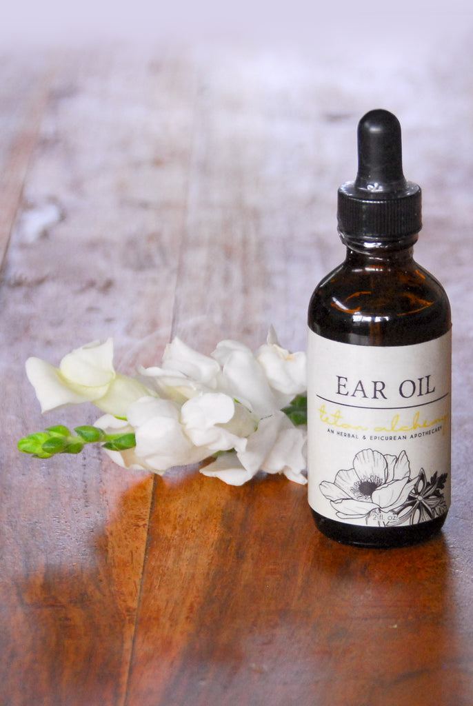 Ear Oil, 2 Fl. Oz.