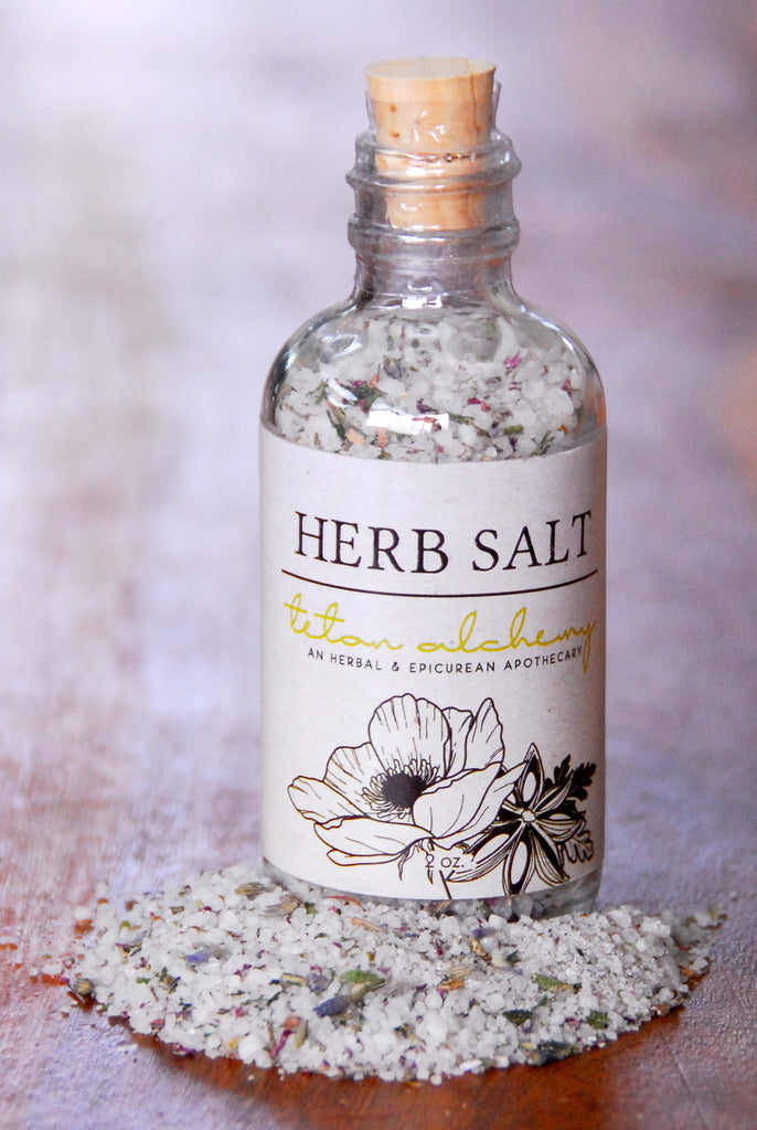 Herb Salt, 2 Oz.