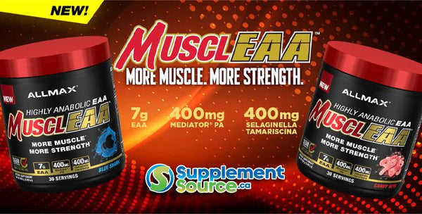 SupplementSource.ca Product Review - Allmax MusclEAA