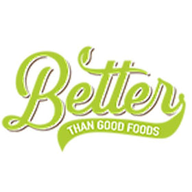 Better Than Good Foods | SupplementSource.ca