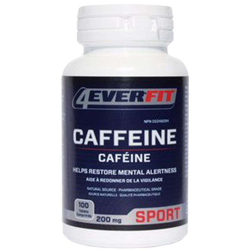 4EverFit CAFFEINE (200mg), 100 Tabs
