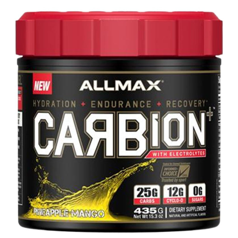 CLEARANCE Allmax CARBION (NEW Formula), 15 Servings