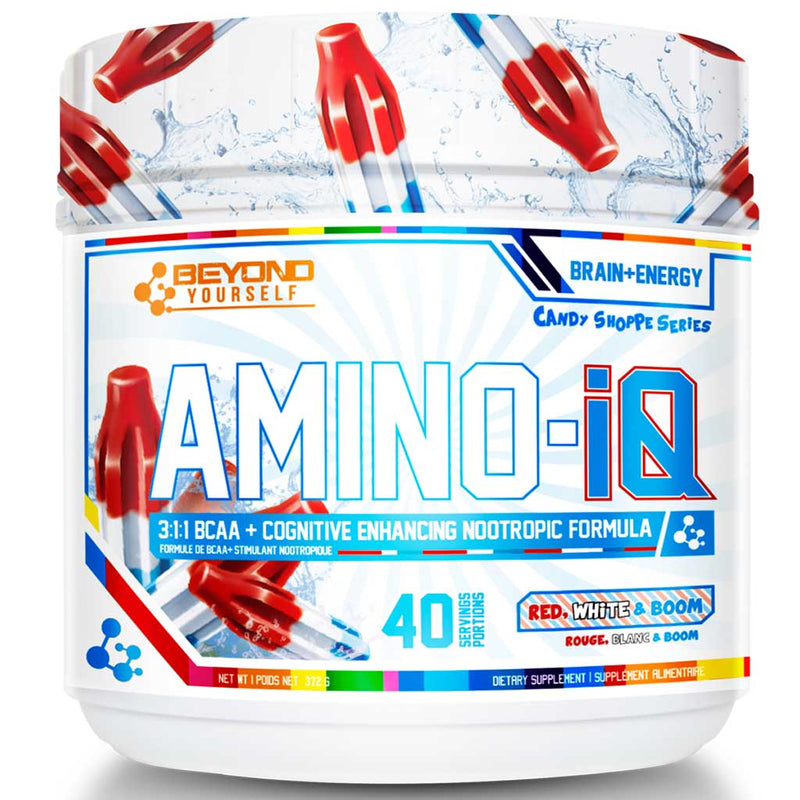 Beyond Yourself AMINO IQ, 40 Servings