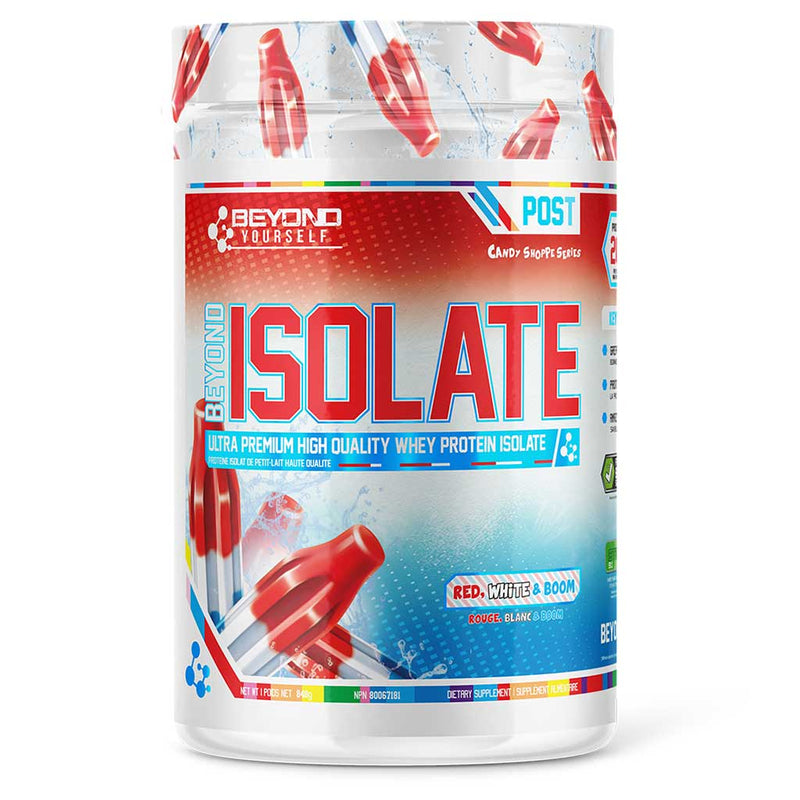 Beyond Yourself ISOLATE PROTEIN CANDY SERIES - 848g