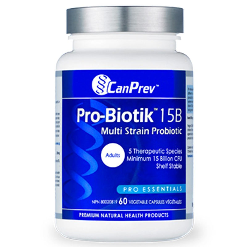 CanPrev PRO-BIOTIK 15 Billion, 60 Vcaps