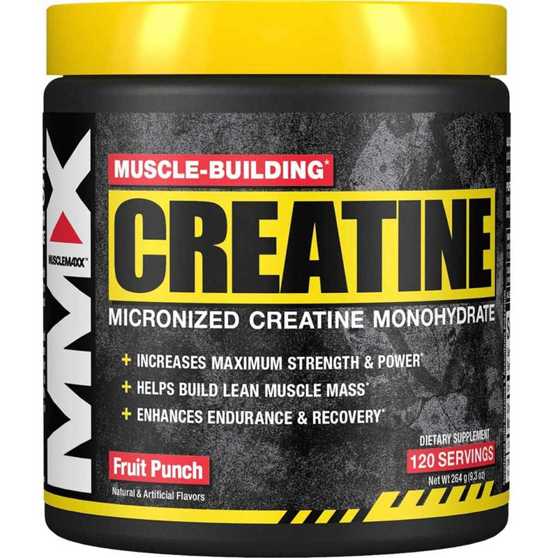 MuscleMaxx CREATINE, 120 Servings