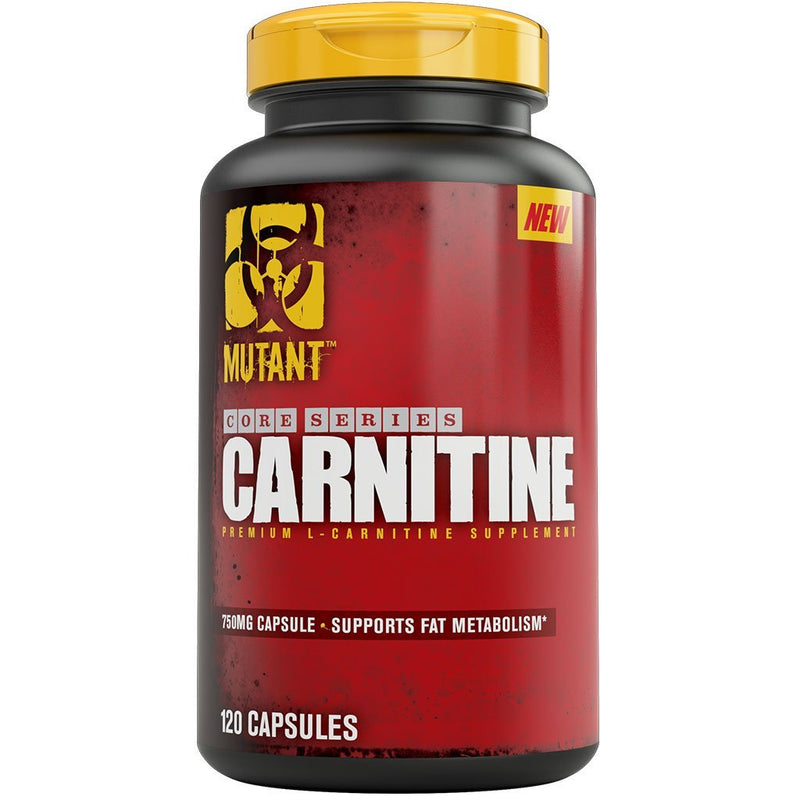 Mutant CARNITINE 750mg, 120 Caps