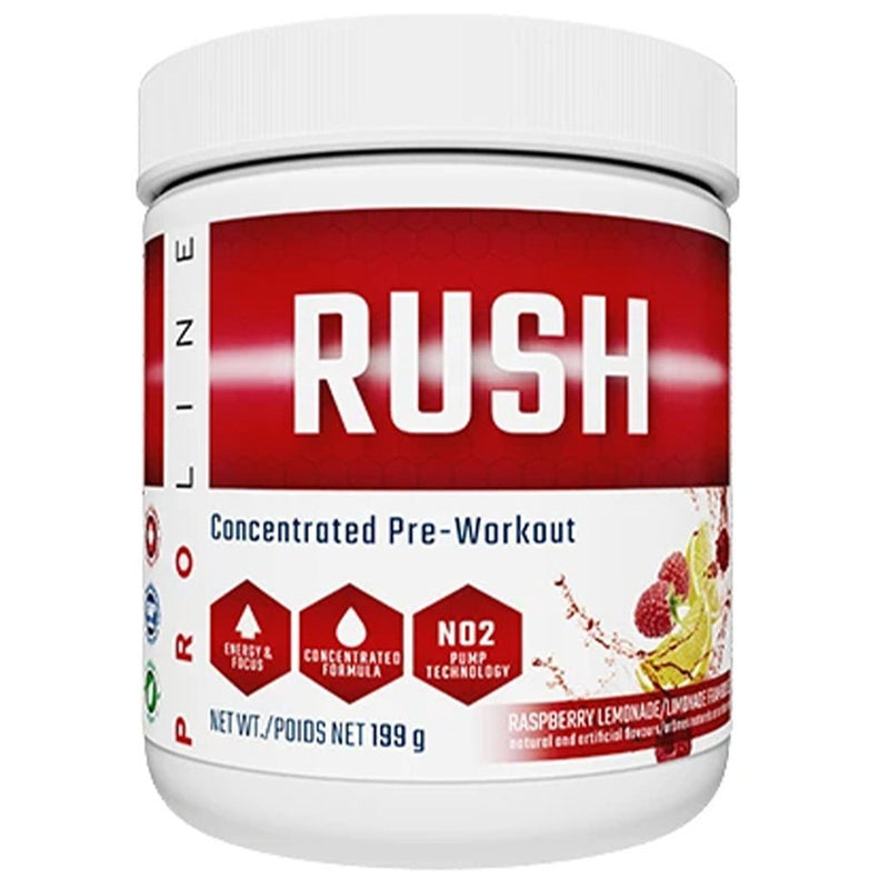 Pro Line RUSH (Pre-workout), 30 Servings