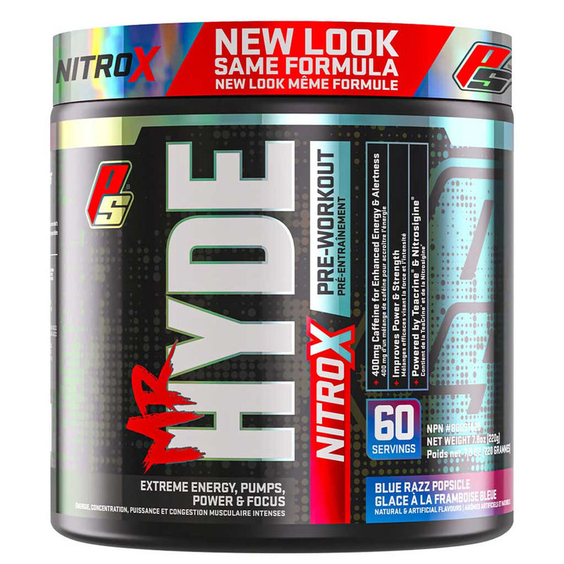 ProSupps MR HYDE NITROX (Pre-workout), 60 Servings