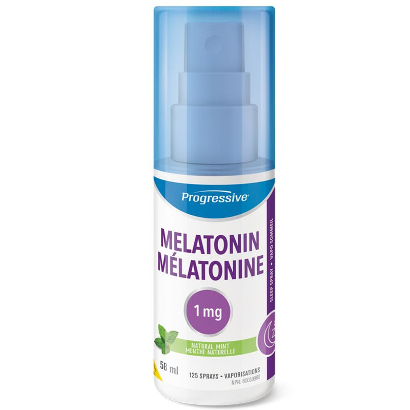 Progressive MELATONIN SPRAY, 58ml