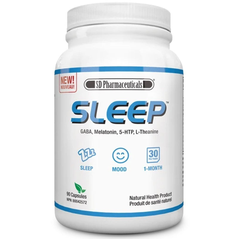 SD Pharmaceuticals SLEEP, 90 Vcaps