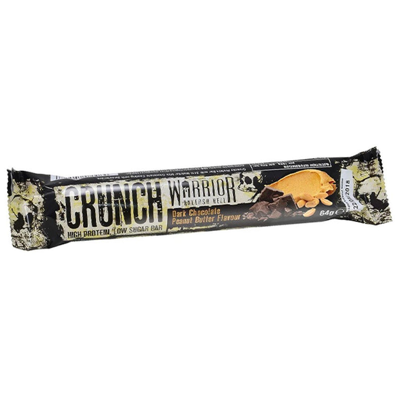 SINGLE BAR Warrior Supplements WARRIOR CRUNCH BAR, 64g