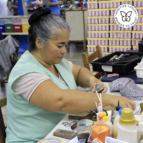Customizable Women's Shoes Made with Fair Labor