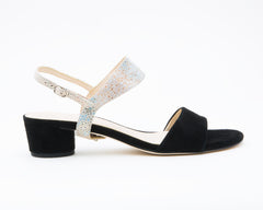 Black Sandal + Elsie Stingray