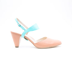 Blush Mule + Elsie in Carnaval