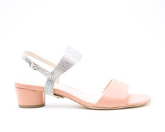 Blush Sandal + Elsie in Stingray