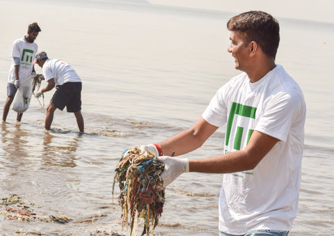 support ocean plastic cleanup when you buy alterre shoes