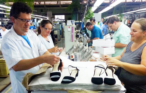 Alterre Shoes made in Brazil fair labor
