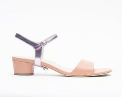 Blush Sandal + Jackie in Lilac