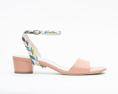 Blush Sandal + Marilyn in Carnaval
