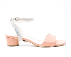 Blush Sandal + Marilyn in Stingray