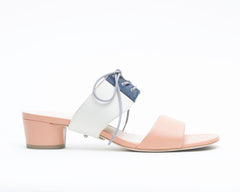 Blush Sandal + Tilda in Cream