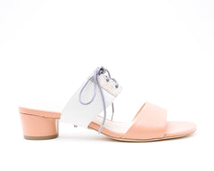 Blush Sandal + Tilda in Cream/Stingray