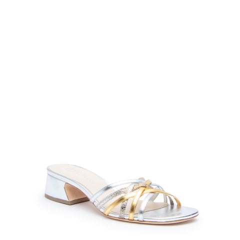 Silver Bell Sandal Custom Sandals | Alterre Make A Shoe - Sustainable Shoes & Ethical Footwear