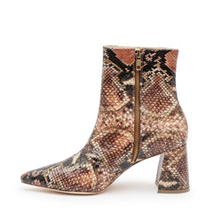 Snake Print Personalized Womens Boots | Alterre Create Your Own Shoe - Sustainable Footwear Brand & Ethical Shoe Company