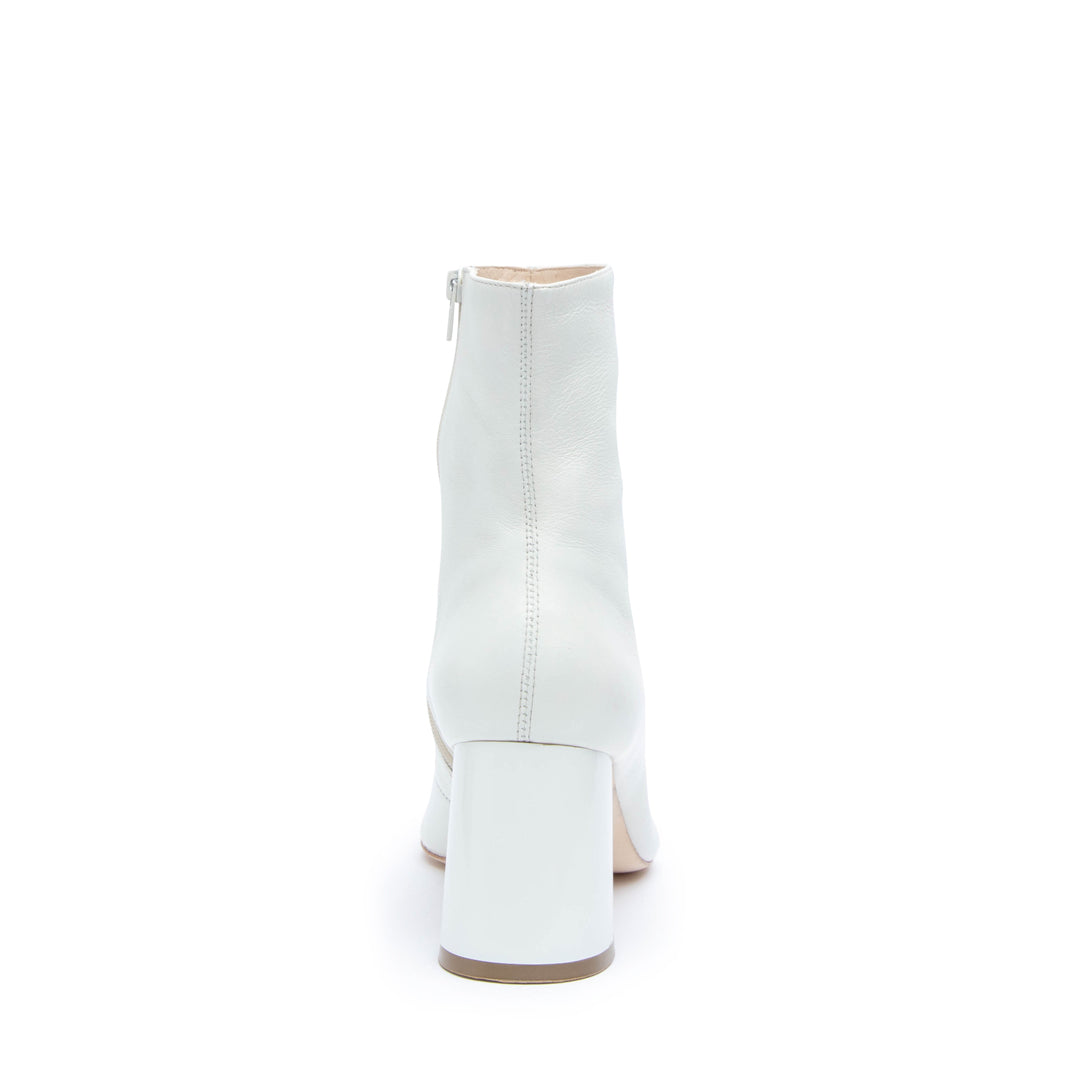 White Boot Personalized Womens Boots | Alterre Create Your Own Shoe - Sustainable Shoe Brand & Ethical Footwear Company
