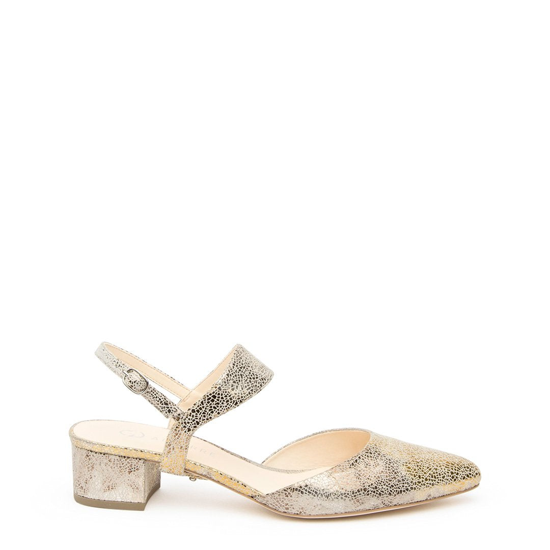 Broken Mirror Slide + Elsie Customized Slide Sandals | Alterre Interchangeable Slides - Sustainable Footwear & Ethical Shoes