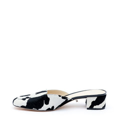 Cow Print Personalized Womens Loafers | Alterre Create Your Own Shoe - Sustainable Footwear Brand & Ethical Shoe Company