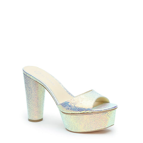 Opal Snake Customizable Platforms | Alterre Make A High Heel - Sustainable Shoes & Ethical Footwear