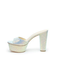 Opal Snake Customizable Platforms | Alterre Create Your Own High Heel - Sustainable Footwear Brand & Ethical Shoe Company