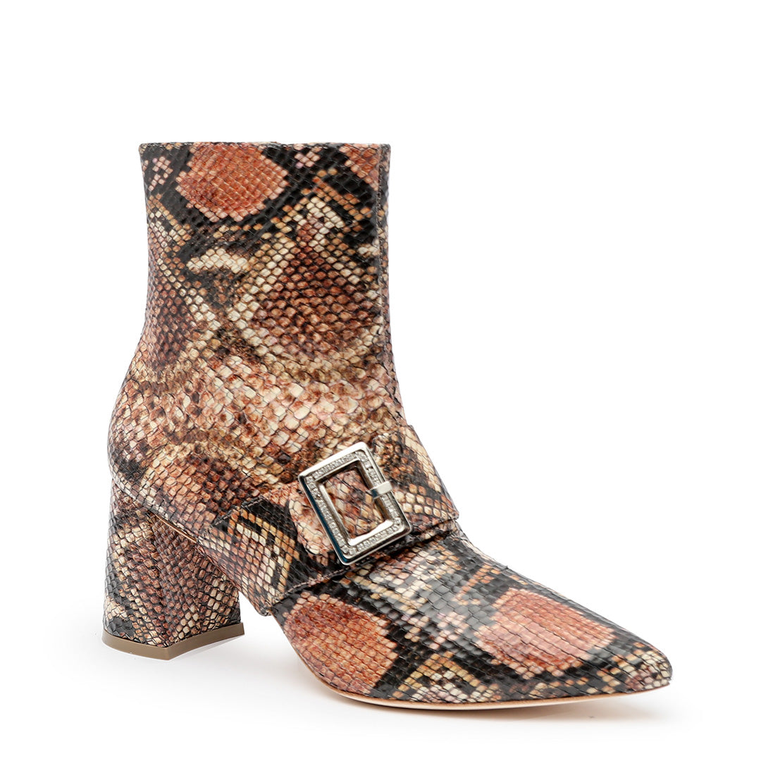 Customizable 2-in-1 Boot Rosy Boa | Alterre Make A Boot - Sustainable Shoes & Ethical Footwear